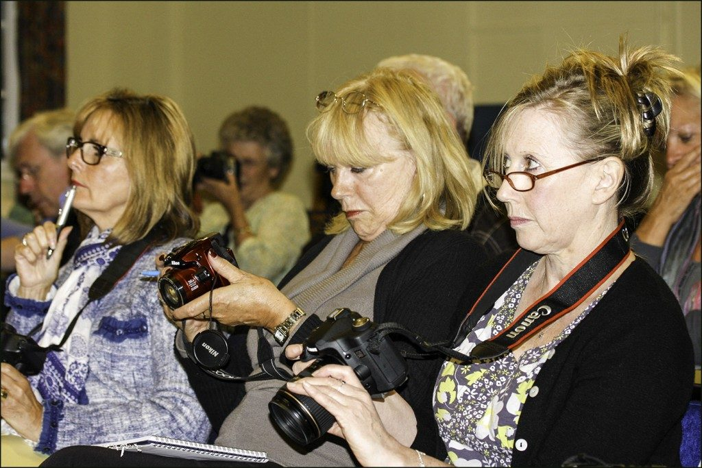 Members of the Chalfonts & Gerrards Camera Club