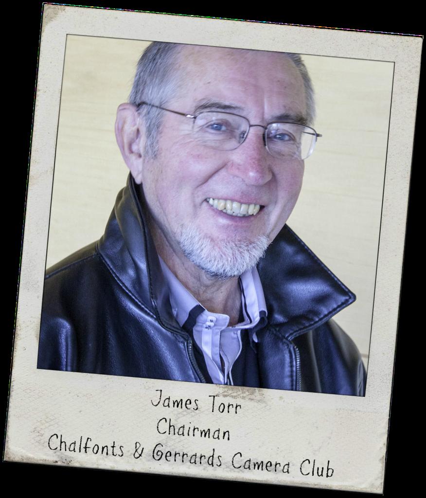 James Torr of Chalfonts & Gerrards Cross Camera Club