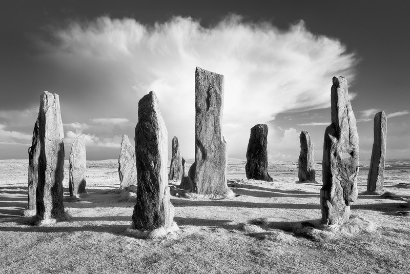 The Parliament II by David Clapp captured at Callanais, Isle of Lewis, Outer Hebrides, Scotland