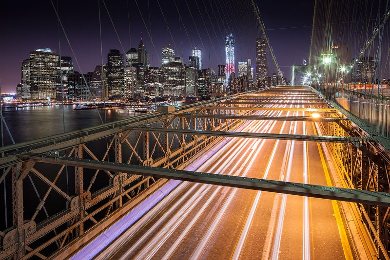 new_york_brooklyn_bridge_II by David Clapp