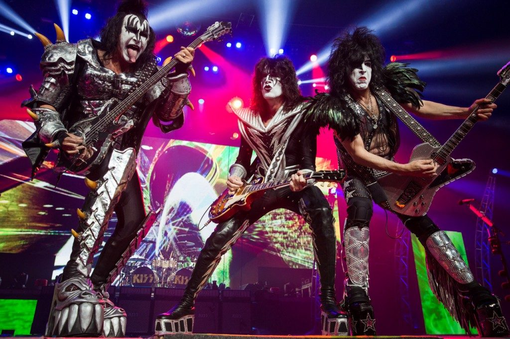 KISS live at Allphones Arena Sydney March 2013 by Daniel Boud