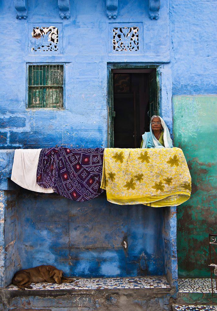 Aleksandra Durdyn, Indian Woman.