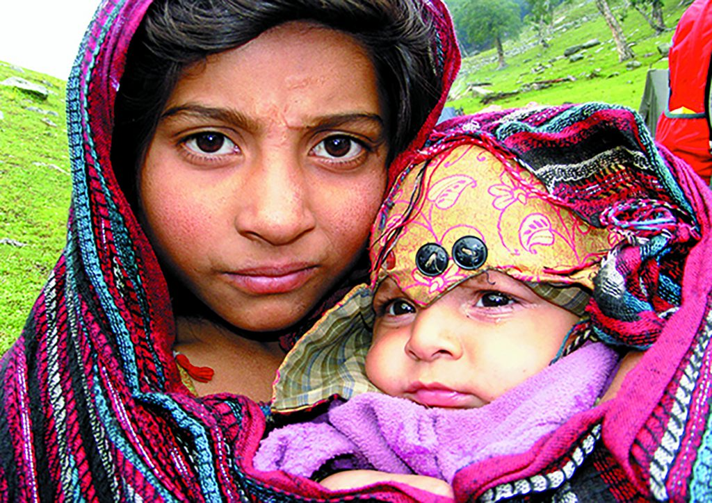 Leona Joy Purvis, India.