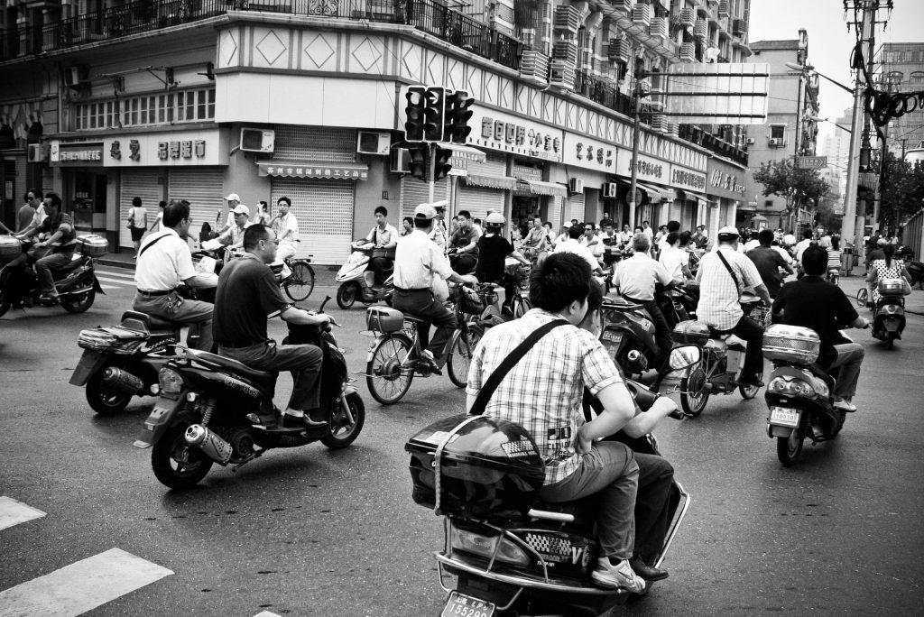 Olivier Remera, Traffic.
