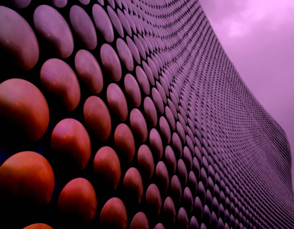 Marc Edwards, Selfridges Building, Birmingham.