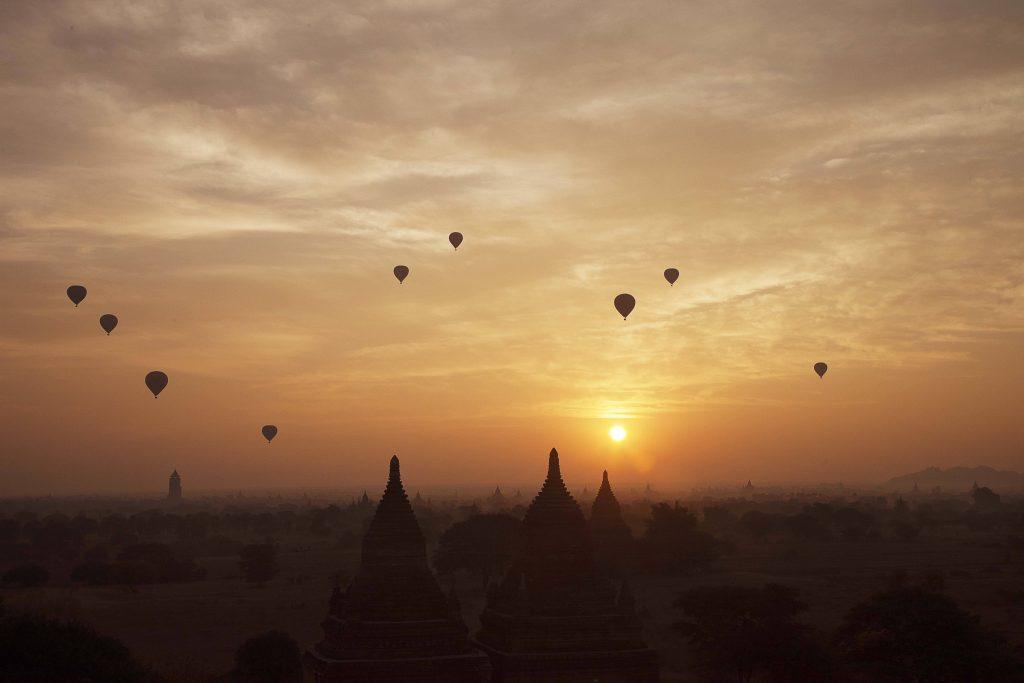 Irene Barlian, Magical Bagan.