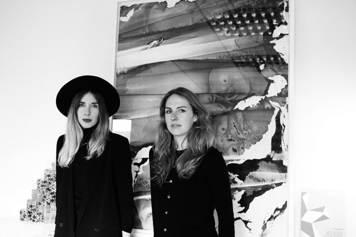 PATTERNITY Co-Founders Anna Murray & Grace Winteringham