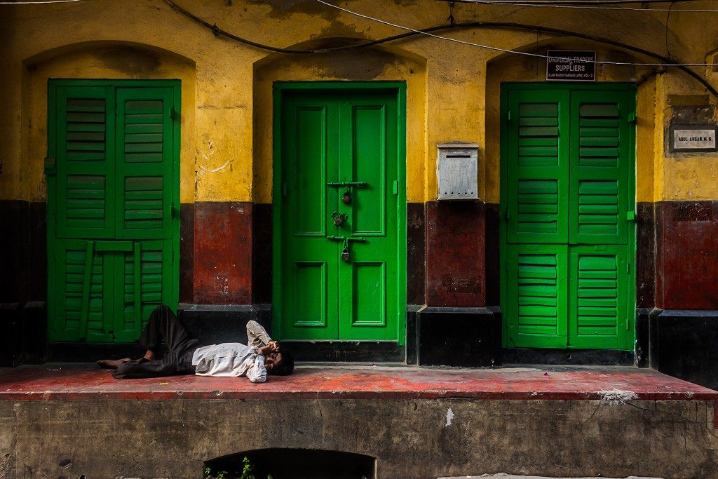 Goutam Roy_Lazy Afternoon