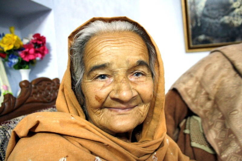 Pakistani Elder by Aneela Choudhary