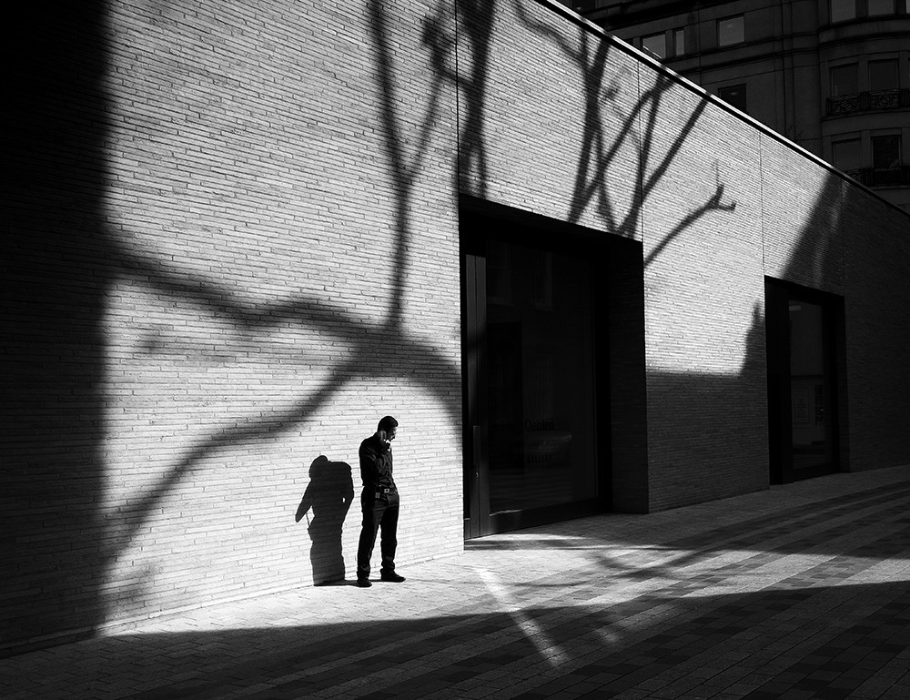 Connections by Rupert Vandervell