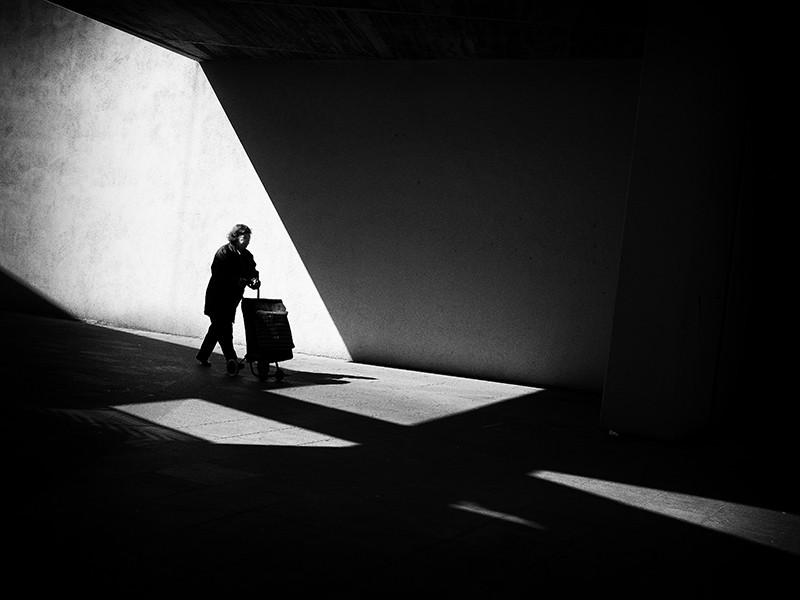 Shapeshifter by Rupert Vandervell