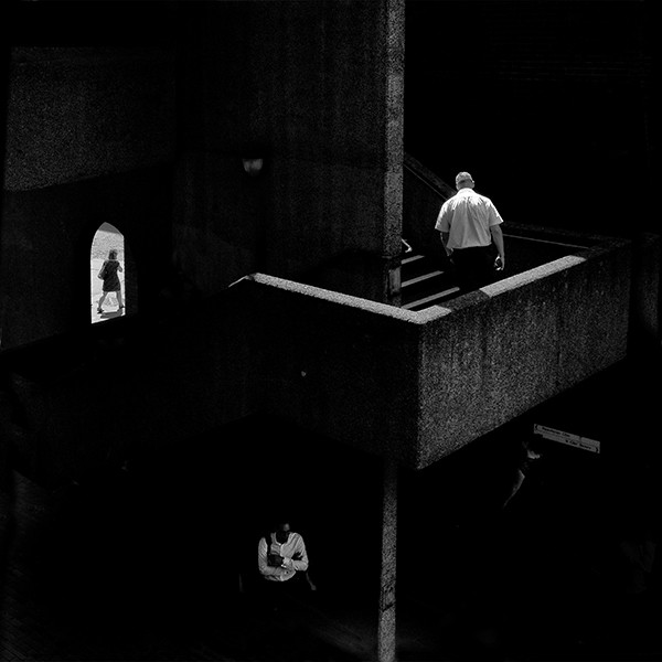 Up, down and around by Rupert Vandervell