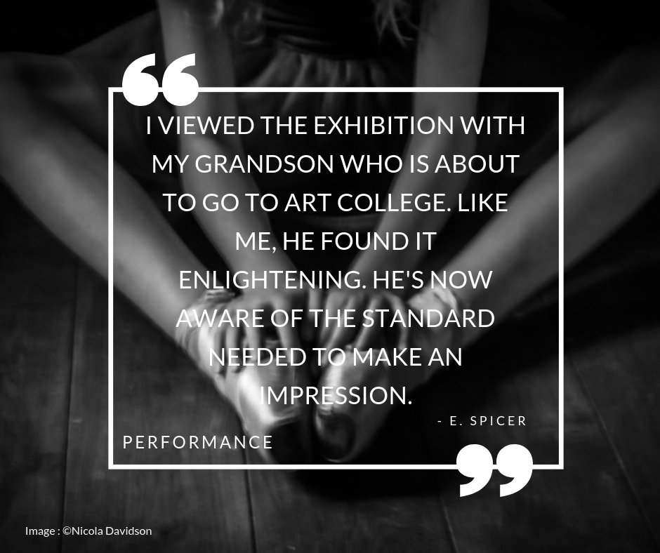 Education Testimonials 5 - Performance