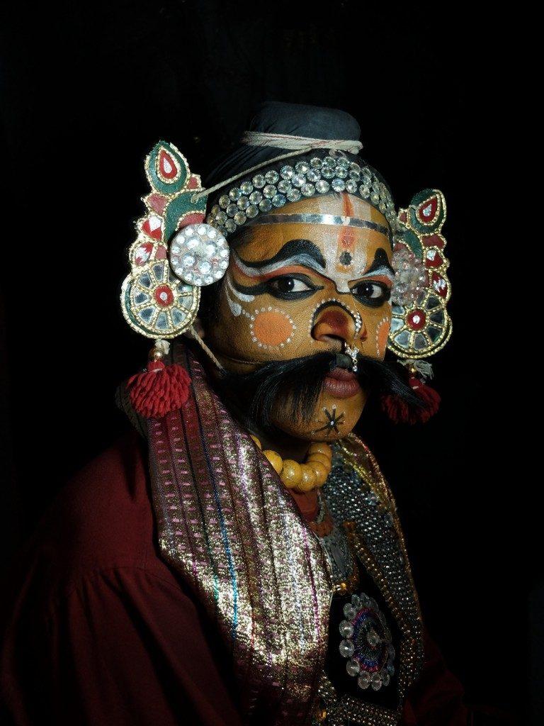 Thamodaran_Sarathi_Traditional-Streetplay-Artist1