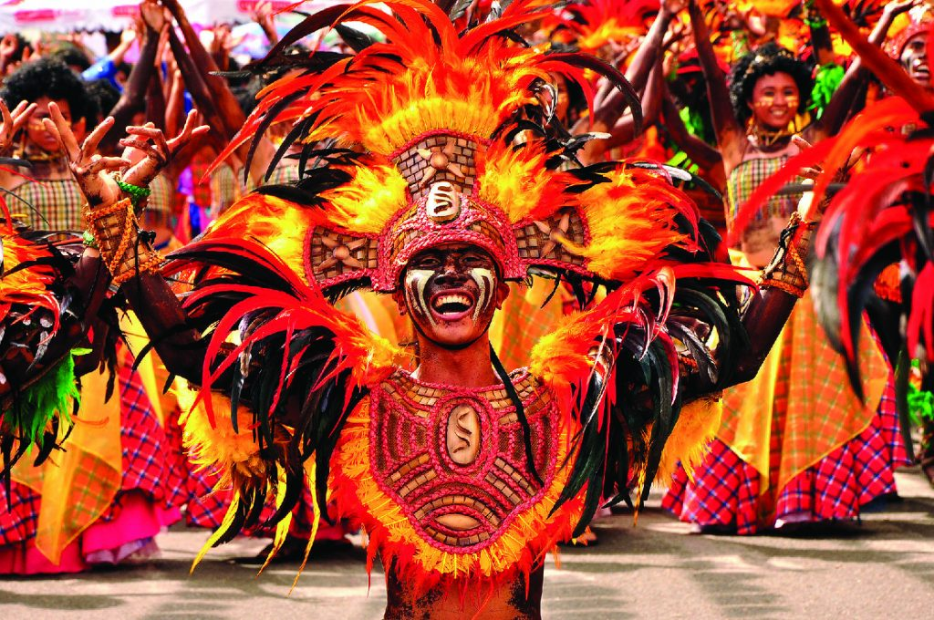 Clee A Villasor, A Festival Smile, Dinagyang Festival, Philippines